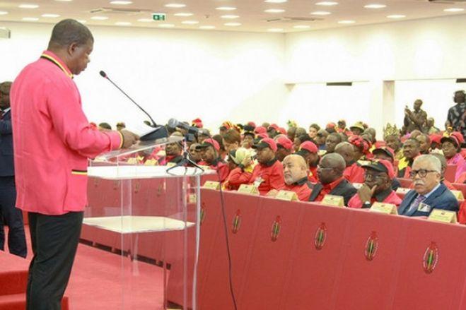 Membros do  Bureau Político (BP) do MPLA testam negativo da covid-19