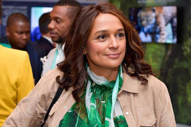 Angola diz não saber de paradeiro de Isabel dos Santos