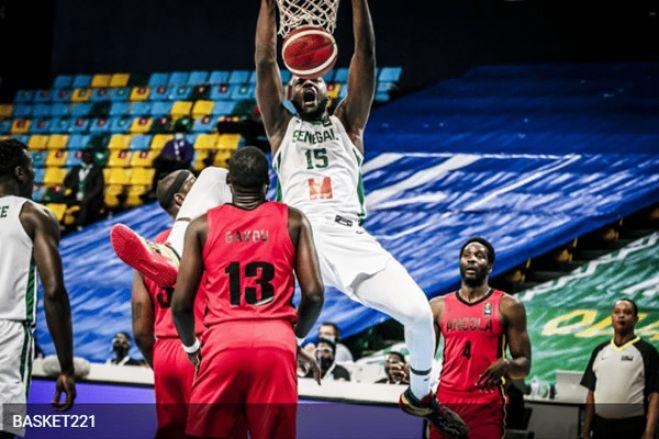 Angola eliminada nos quartos de final do campeonato africano de basquetebol