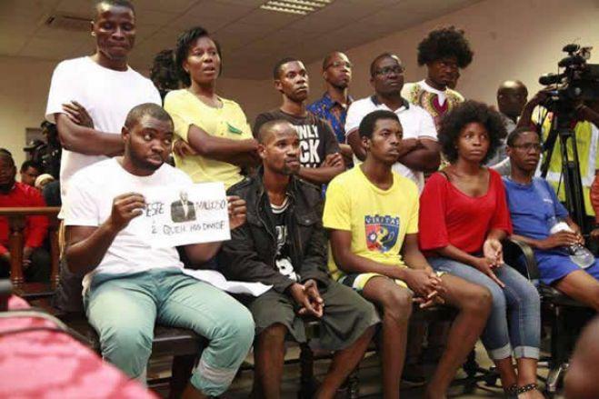 """""""Revús"""" completam 10 anos e dizem que a """"luta continua"""", em Angola"""