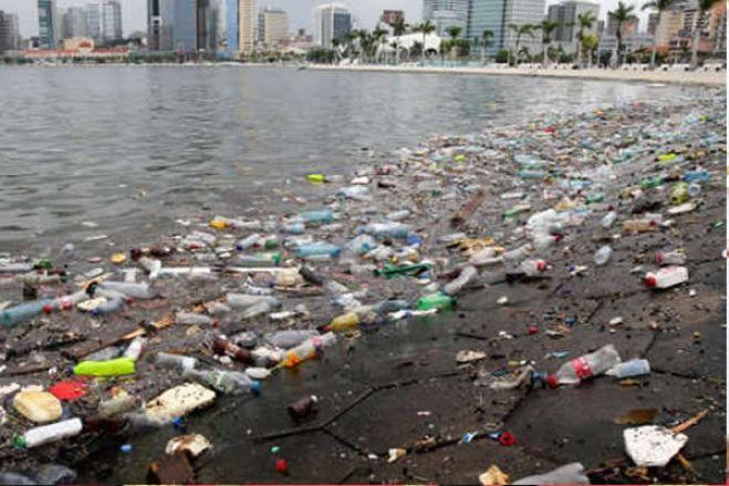 """Associação Kalu alerta para efeitos """"graves"""" de lixo arrastado pelas chuvas em Luanda"""