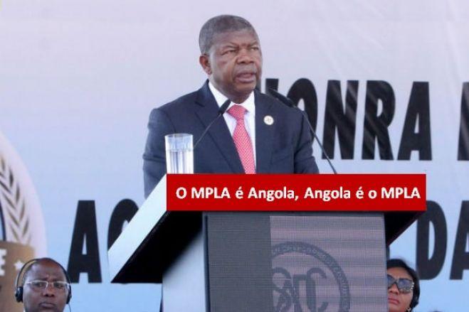 MPLA e seu governo da mututa não tem como não ignorar a Kazukuta e Katuta