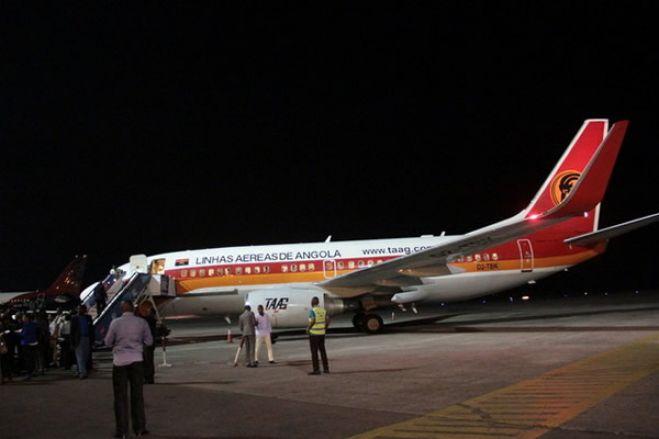 Paragem forçada de três aviões obriga a alterações nos voos domésticos da TAAG