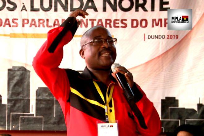 MPLA critica políticos que utilizam os jovens