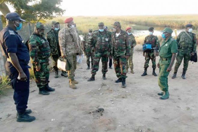 """Ministério do Interior considera """"barbaridade"""" morte de agente fronteiriço na RDCongo"""