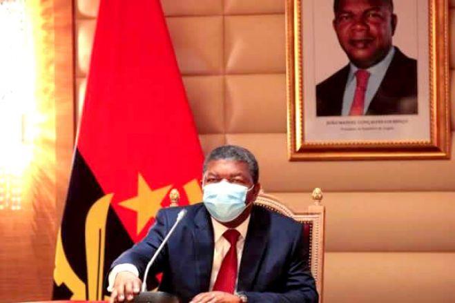 Angola já gastou U$164,6 milhões com a pandemia - João Lourenço