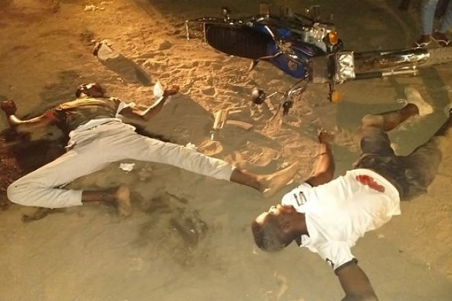 Quatro supostos assaltantes mortos em Luanda após tentativas de assalto