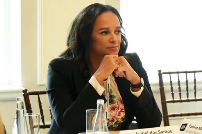 Portugal: PGR admite descongelar dinheiro de Isabel dos Santos para pagar salários