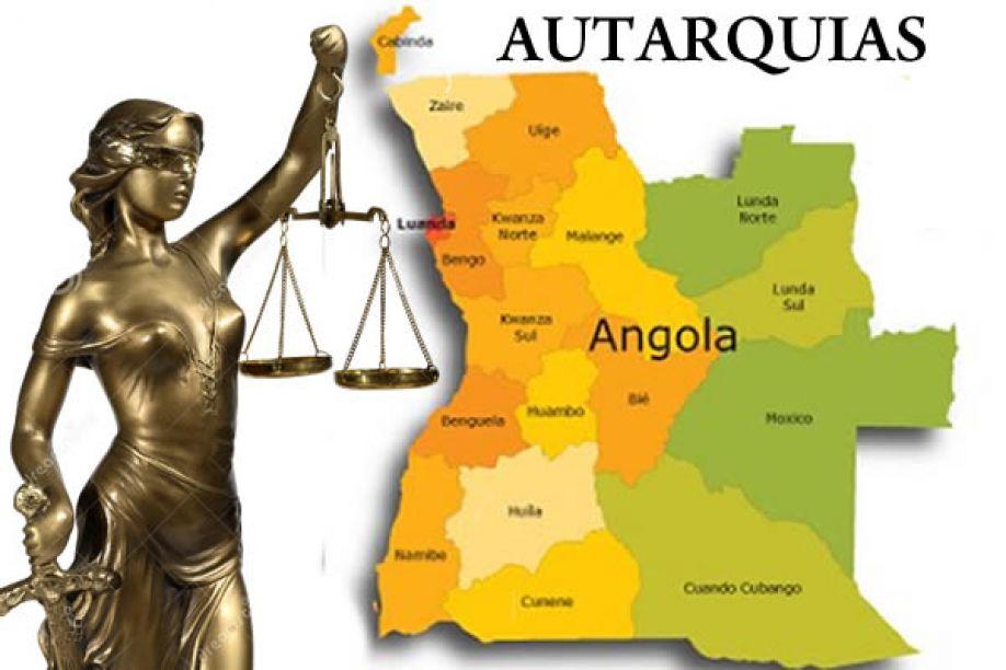 As correntes jurídicas em tornos das autarquias «gradualismo». -  Angola24Horas - Portal de Noticias Online