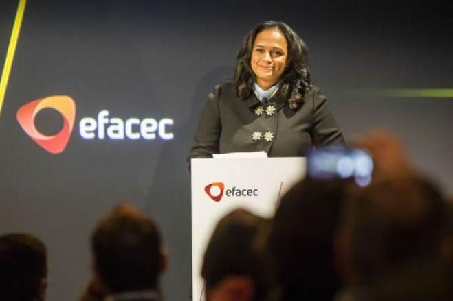 Portugal compra participação de Isabel dos Santos e nacionaliza a Efacec