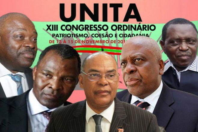 UNITA elege sucessor de Isaías Samakuva e terceiro presidente no congresso desta semana