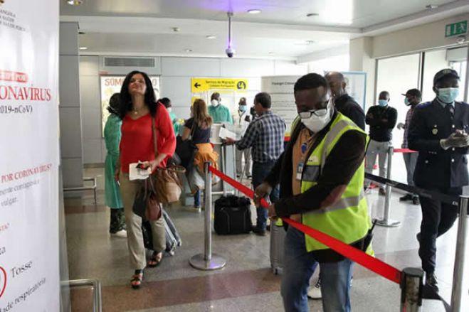 Viajantes para outras províncias obrigados a ficar em Luanda pelo menos oito dias