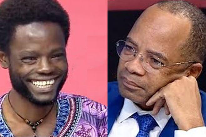 Mbanza Hanza escangalhou o deputado João Pinto