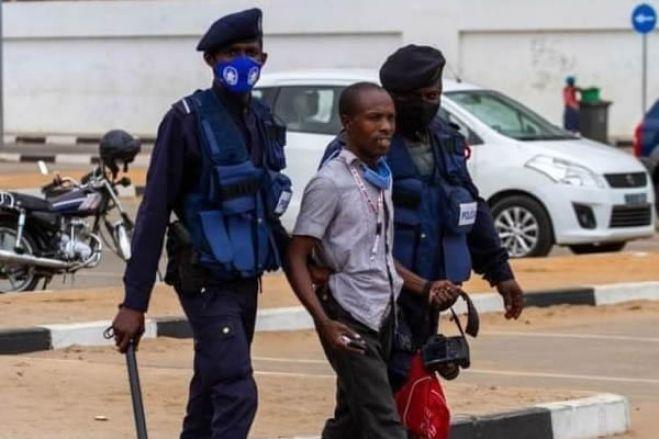 Comité para a Proteção de Jornalista critica perseguições em Angola