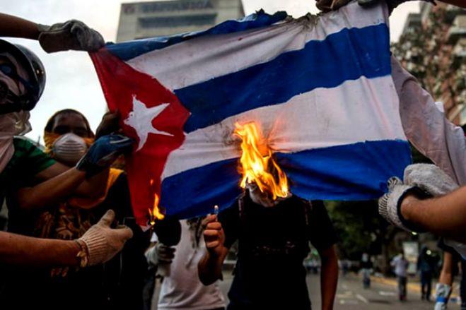 Milhares em manifestação inédita nas ruas de Cuba contra o Governo