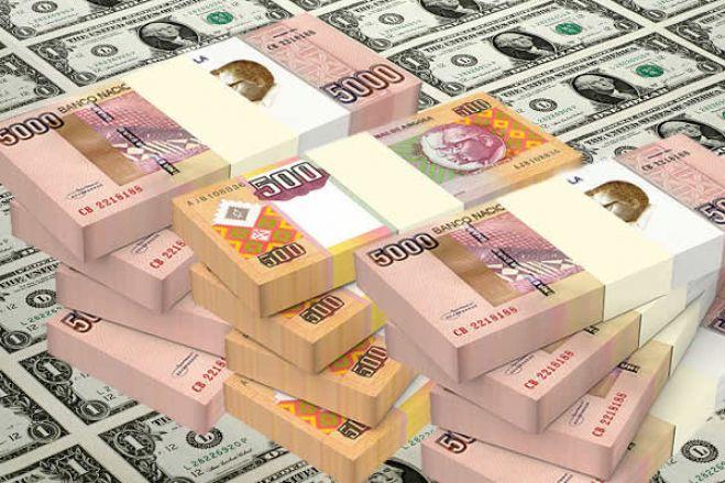 Reservas internacionais do BNA aumentam pela primeira vez desde 2013