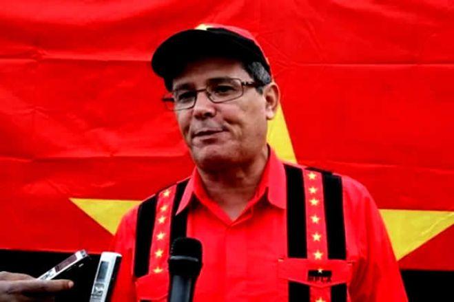 UNITA Elogia governador de Benguela por ter denunciado a falta de competência do Governo Central