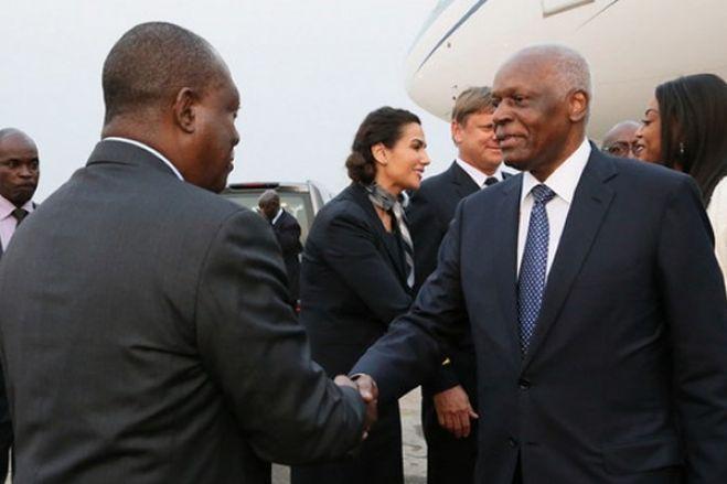 As razões do regresso de José Eduardo dos Santos a Angola