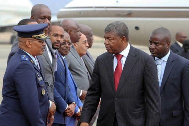 João Lourenço em Nova Iorque para discutir situação da República Centro Africana na ONU