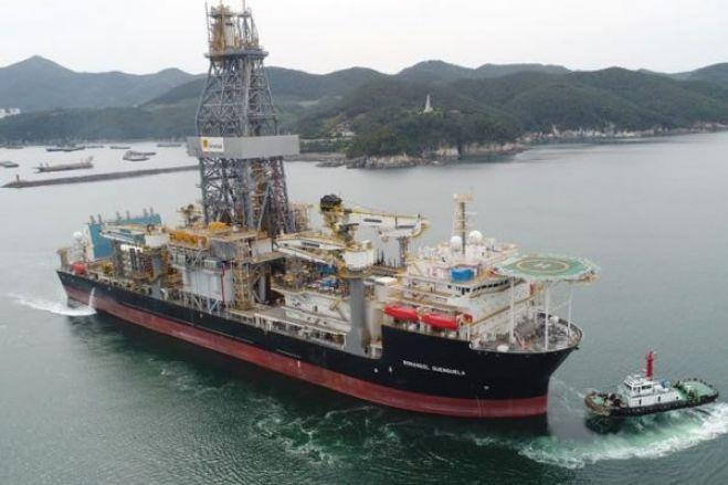 Navio-sonda da Sonangol retido na Malásia por ancorar em território não autorizado