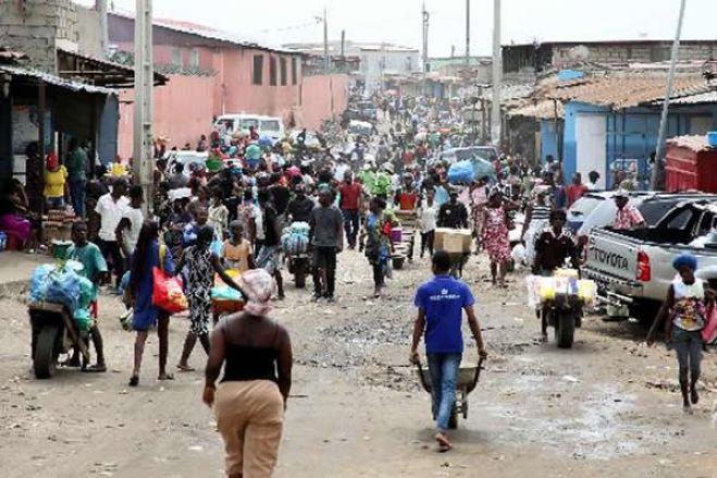 Incumprimento do estado de emergência pode desencadear uma calamidade pública em Angola