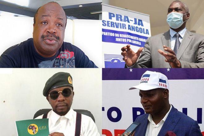 A saga da legalização de partidos políticos em Angola