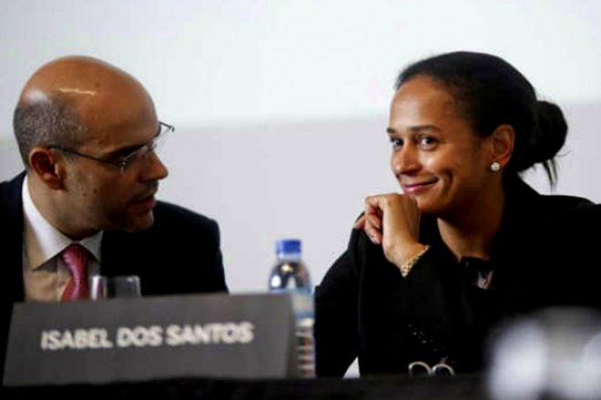 Gestor de Isabel dos Santos queixa-se a reguladores sobre contrato falso da Sonangol em 2005