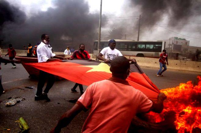 Quando a manifestação for convocada pela Frente Patriótica Unida, o regime jamais brincará com os angolanos!