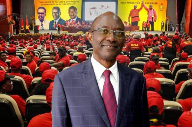 MPLA: António Venâncio critica falta da democracia interna e mantém decisão de se candidatar contra João Lourenço