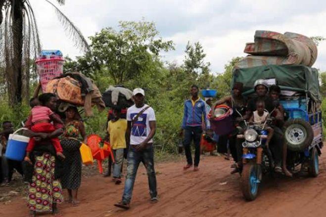 Angola expulsou em dois meses mais de 7.400 cidadãos da RD do Congo