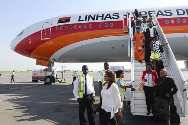 Angola suspende entrada de estrangeiros provenientes do Brasil e da Índia