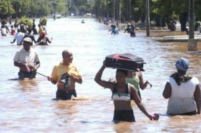 Chuva em Luanda: Resultado preliminar do GPL fala em 14 mortos e mais de 8 mil pessoas afectadas