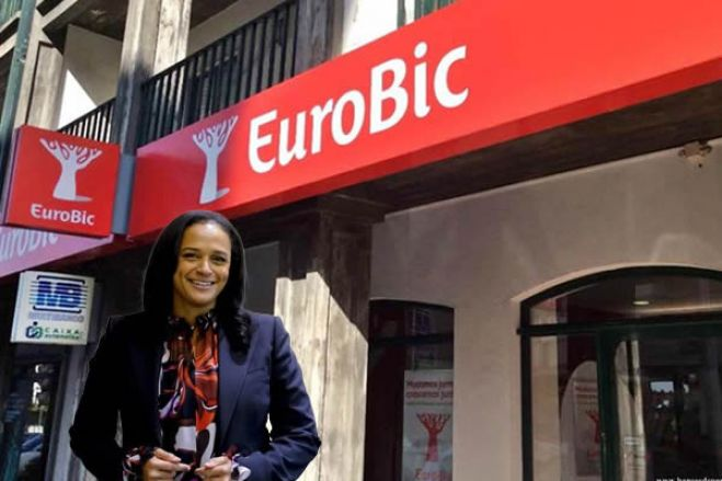 Banco de Portugal pressiona saída de Isabel dos Santos do EuroBic