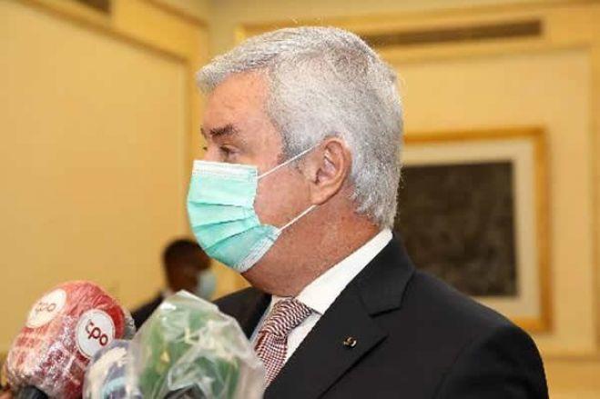 Embaixador português em Luanda em contacto com autoridades angolanas sobre regresso de expatriados