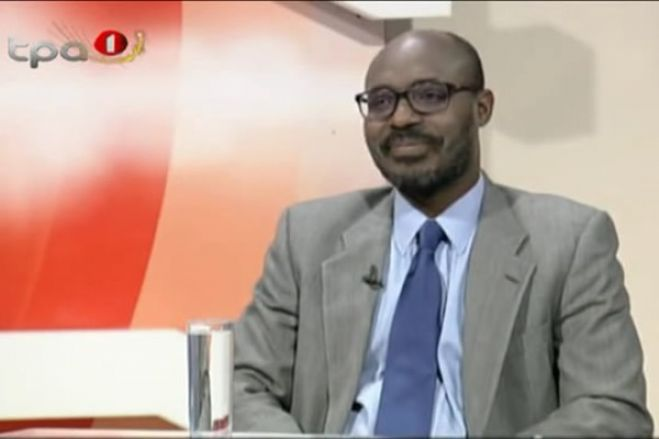 Grande Entrevista com Rafael Marques na Televisão Publica de Angola