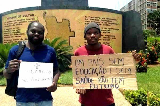 """""""Jovens Revolucionários"""" convocam manifestação para Luanda"""