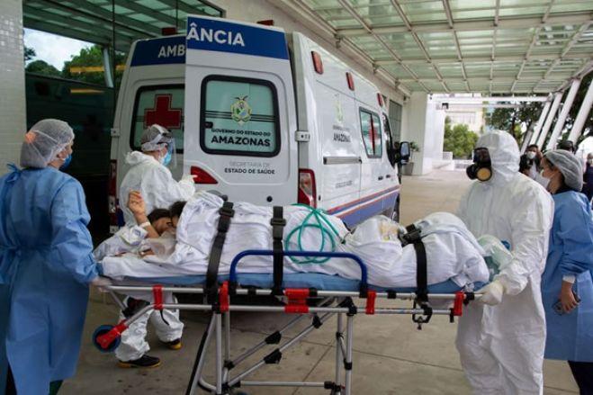 Covid-19: Brasil alerta comunidade internacional sobre variante do coronavírus na Amazonas