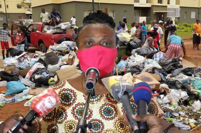 Lixo invencível: Joana Lina já pondera voltar a rescindir contratos