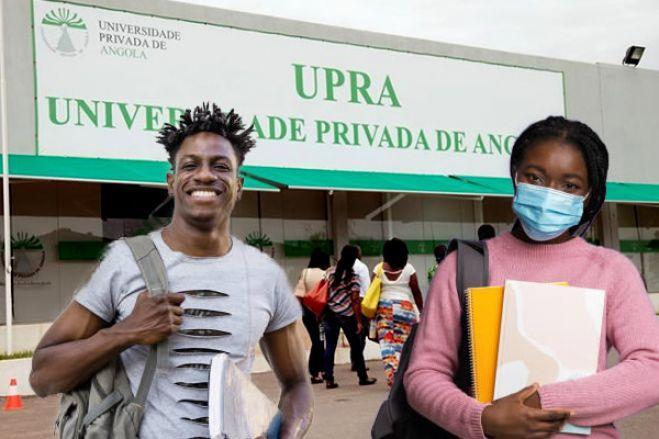 Estudantes da UPRA com propinas até 175 mil kzs/ mês obrigados a pagar os três meses de férias