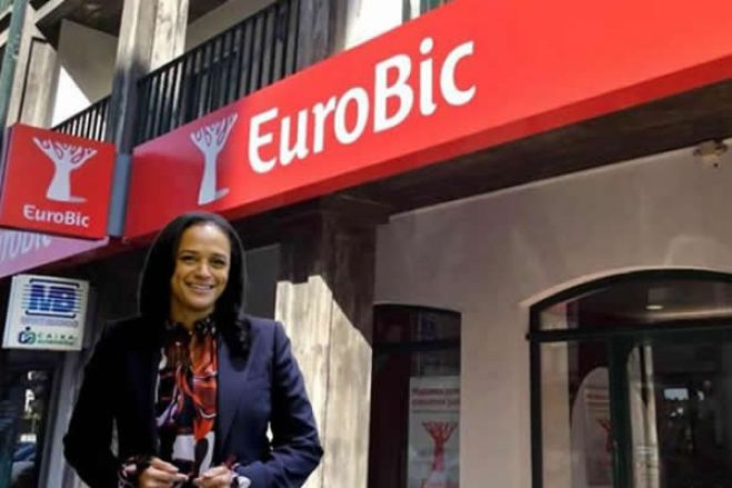 Isabel dos Santos está a vender posição no EuroBic e já abdicou dos direitos de voto