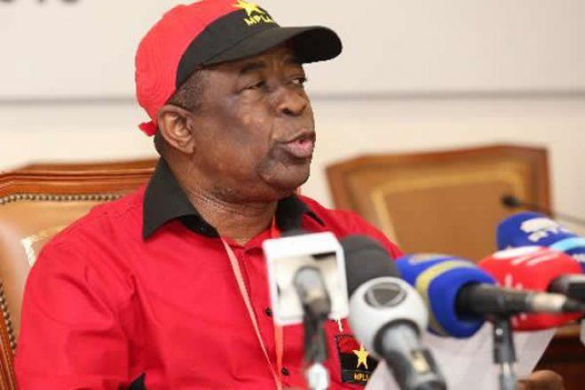 MPLA proibido de falhar se quiser continuar a governar - SG
