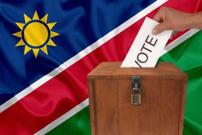Torna as eleições  locais eficientes na Namíbia