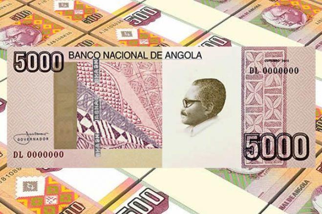 Sem rosto de José Eduardo dos Santos novas notas do Kwanza só tem a efígie de Agostinho Neto