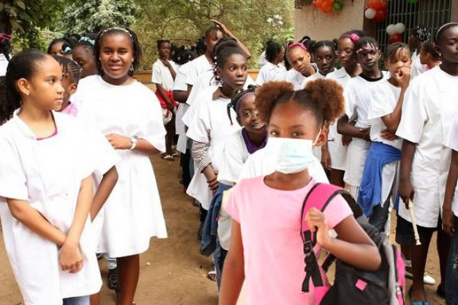 Províncias do Bengo e Bié com condições para reinício de aulas