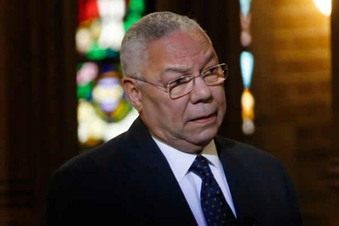 Colin Powell, ex-secretário de Estado dos EUA, morre de Covid-19