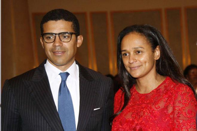 Justiça vigia contas do marido e do principal gestor de negócios de Isabel dos Santos