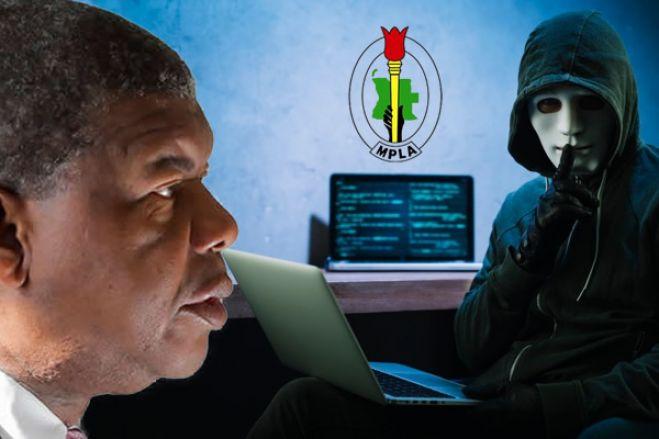 Regime sob gestão de João Lourenço aposta no ataque cibernético