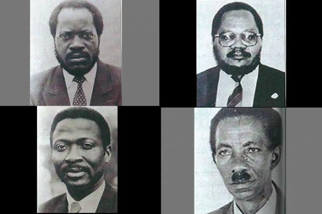 UNITA quer restos mortais de dirigentes mortos em 1992