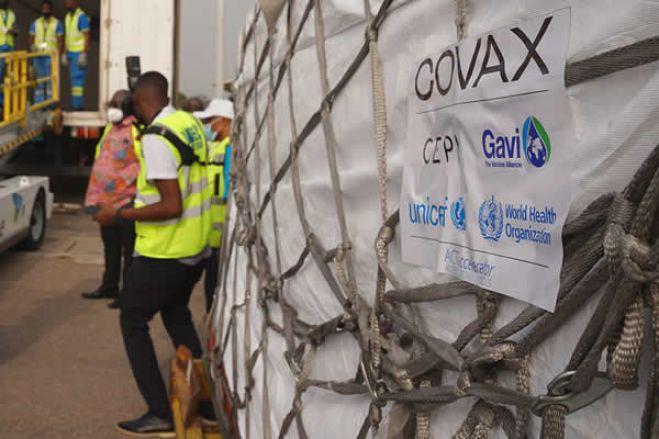 Angola recebeu hoje as primeiras doses da vacina da covid-19 do consórcio Covax Facility