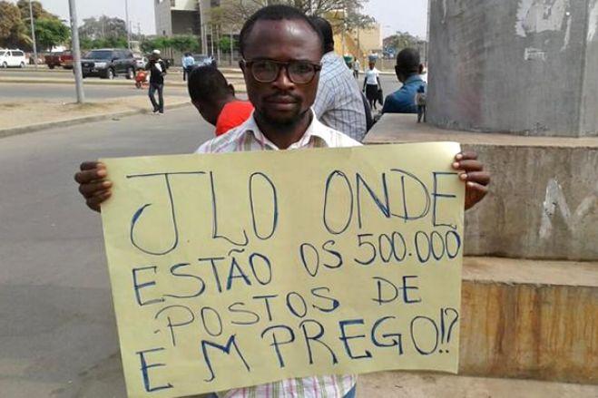 Taxa de desemprego em Angola cifrada em 30,6% no quarto trimestre de 2020